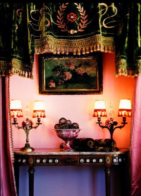 Interior Design Inspiration: ABIGAIL AHERN