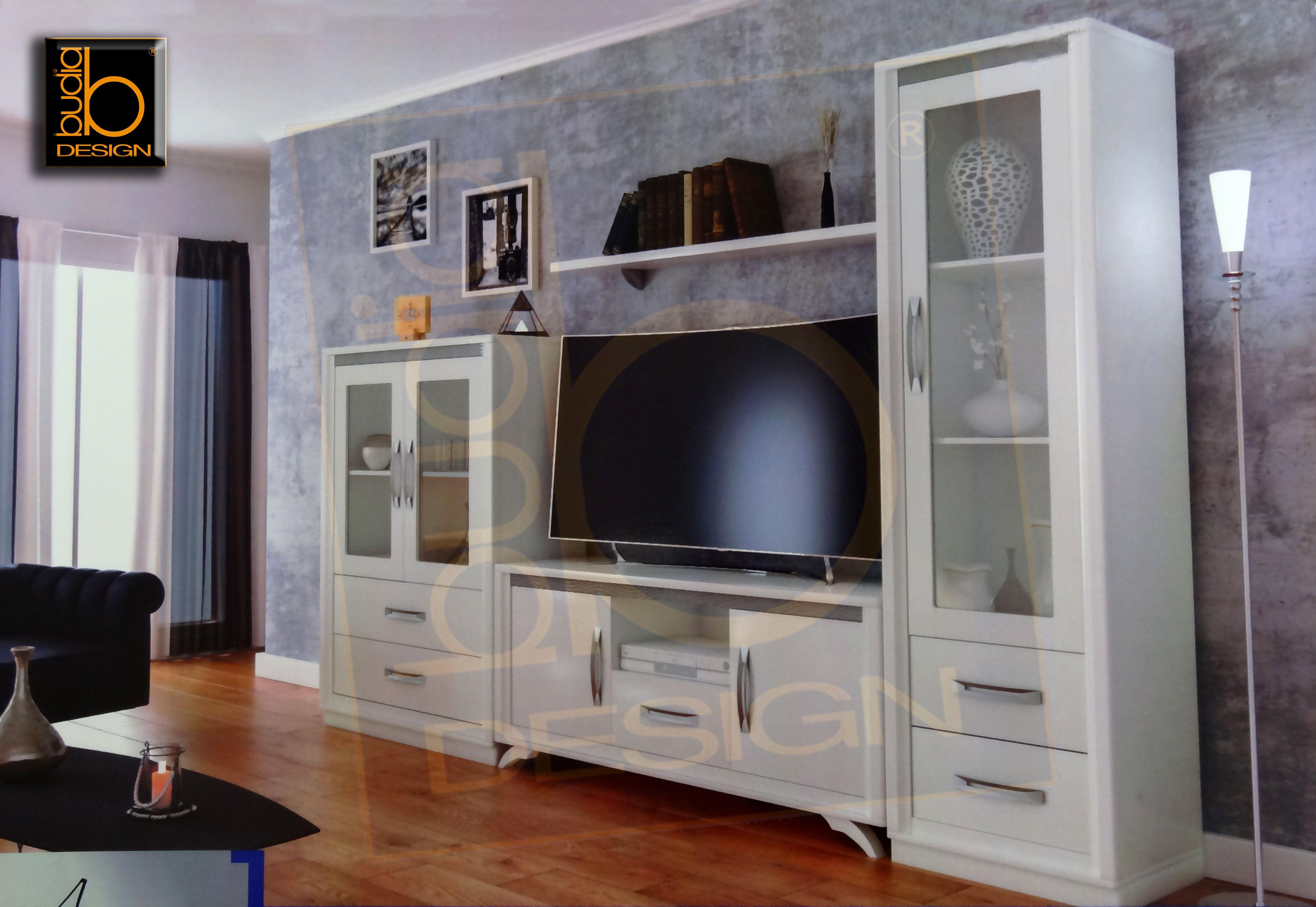 Modulares para salon comedor, vitrina, vajillero, y mueble ...