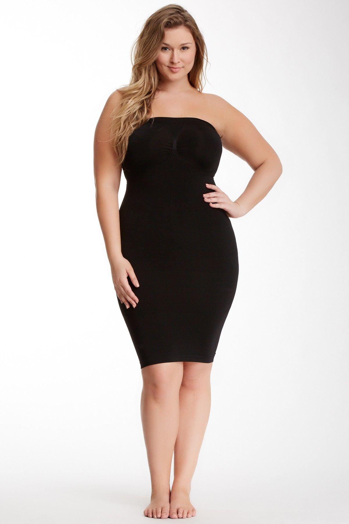 Julie France Shapewear | Regular Strapless Dress Shaper ... - photo#35