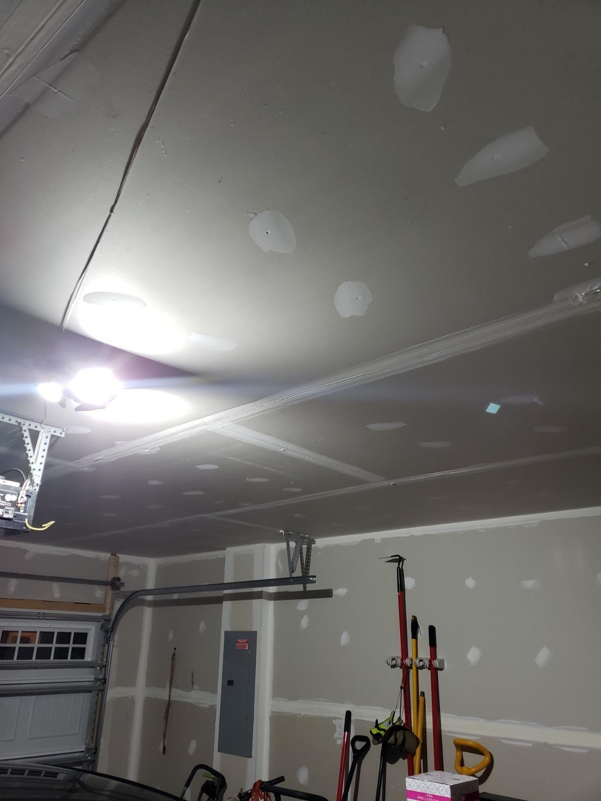 Three Leaf Garage Light New Year 50 Discount Ballstraining In 2020 Garage Lighting