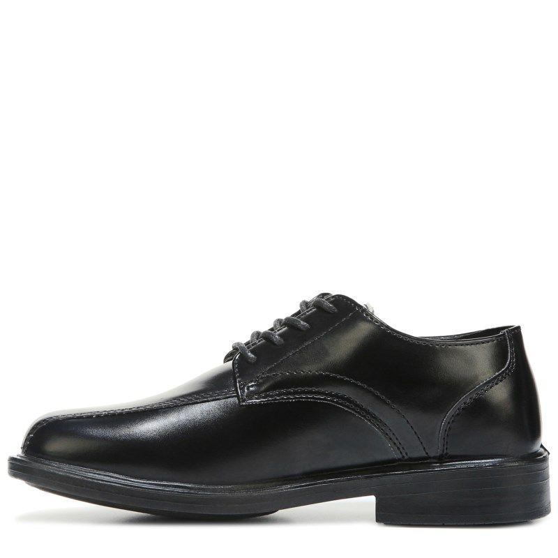 Deer Stags Kids' Gabe Oxford Toddler/Preschool Shoes (Black)