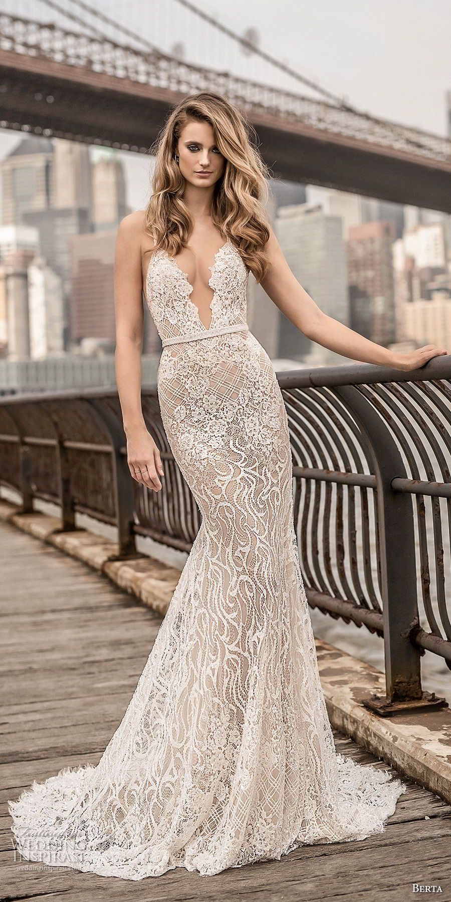 Berta Spring 2018 Wedding Dresses Campaign Photos Wedding