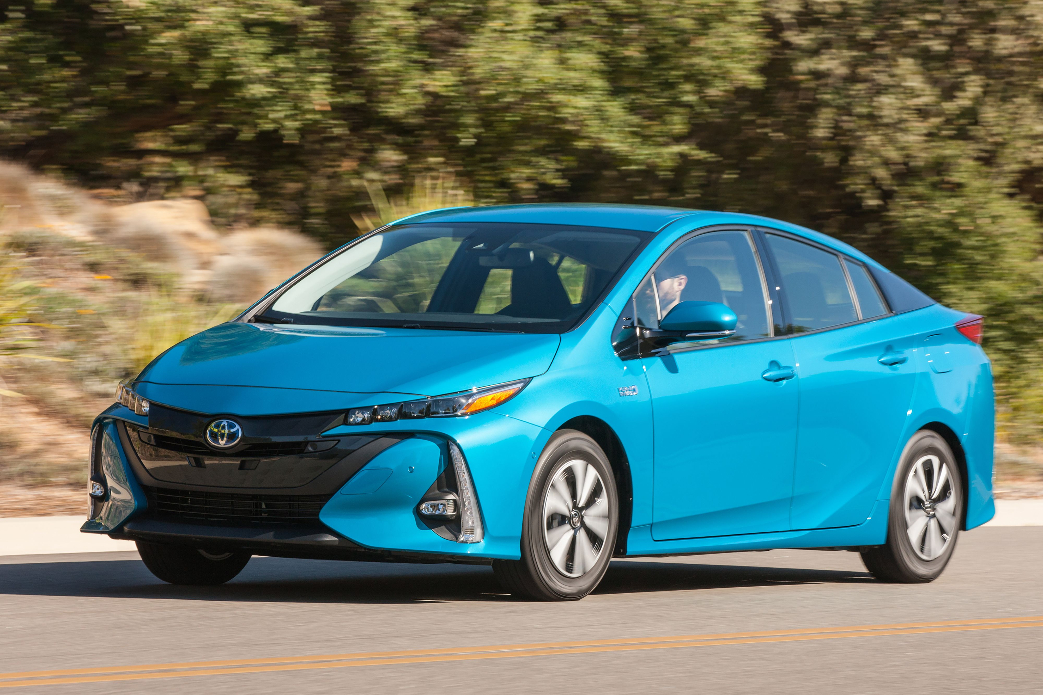 Will The Fifth Seat Make The Toyota Prius The Prime Minister Among