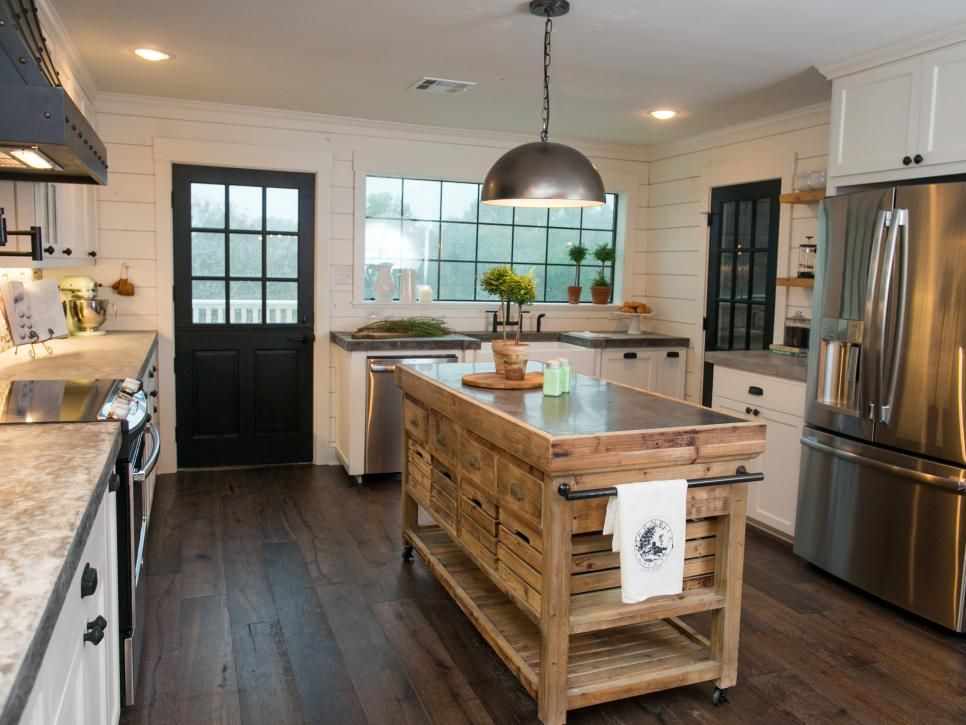 Fixer Upper: A Very Special House in the Country | Pinterest | Küche ...