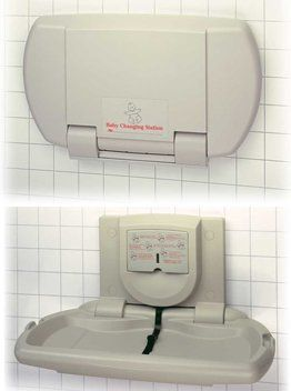 American Specialties (ASI) 9012 Baby Changing Station With Case of 500 Liners - http://activelivingessentials.com/baby-essentials/american-specialties-asi-9012-baby-changing-station-with-case-of-500-liners-4/