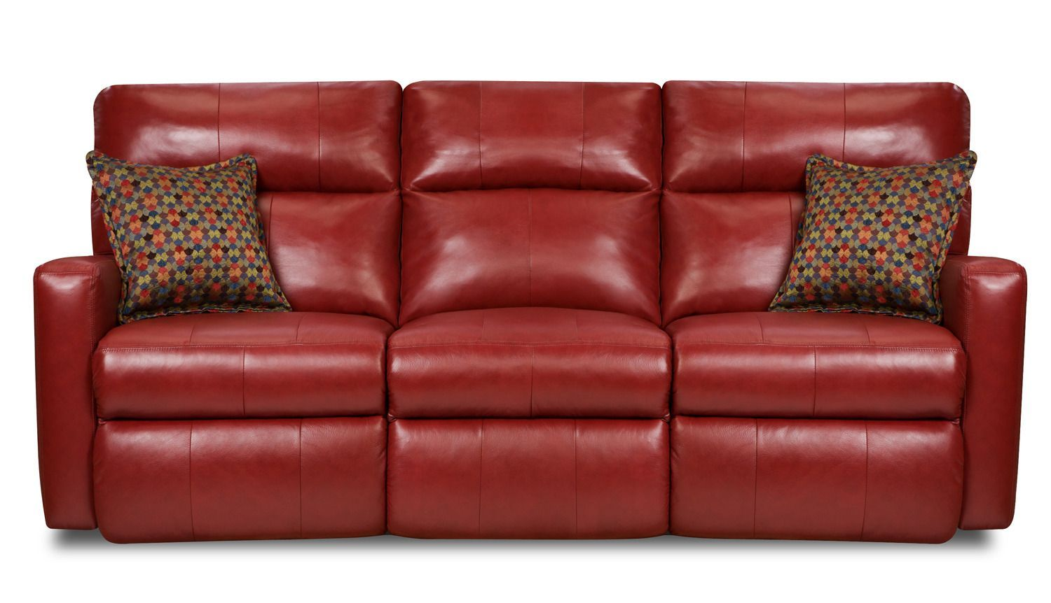 Savannah Double Reclining Sofa With 2 Pillows By Southern Motion Furniture    Home Gallery Stores