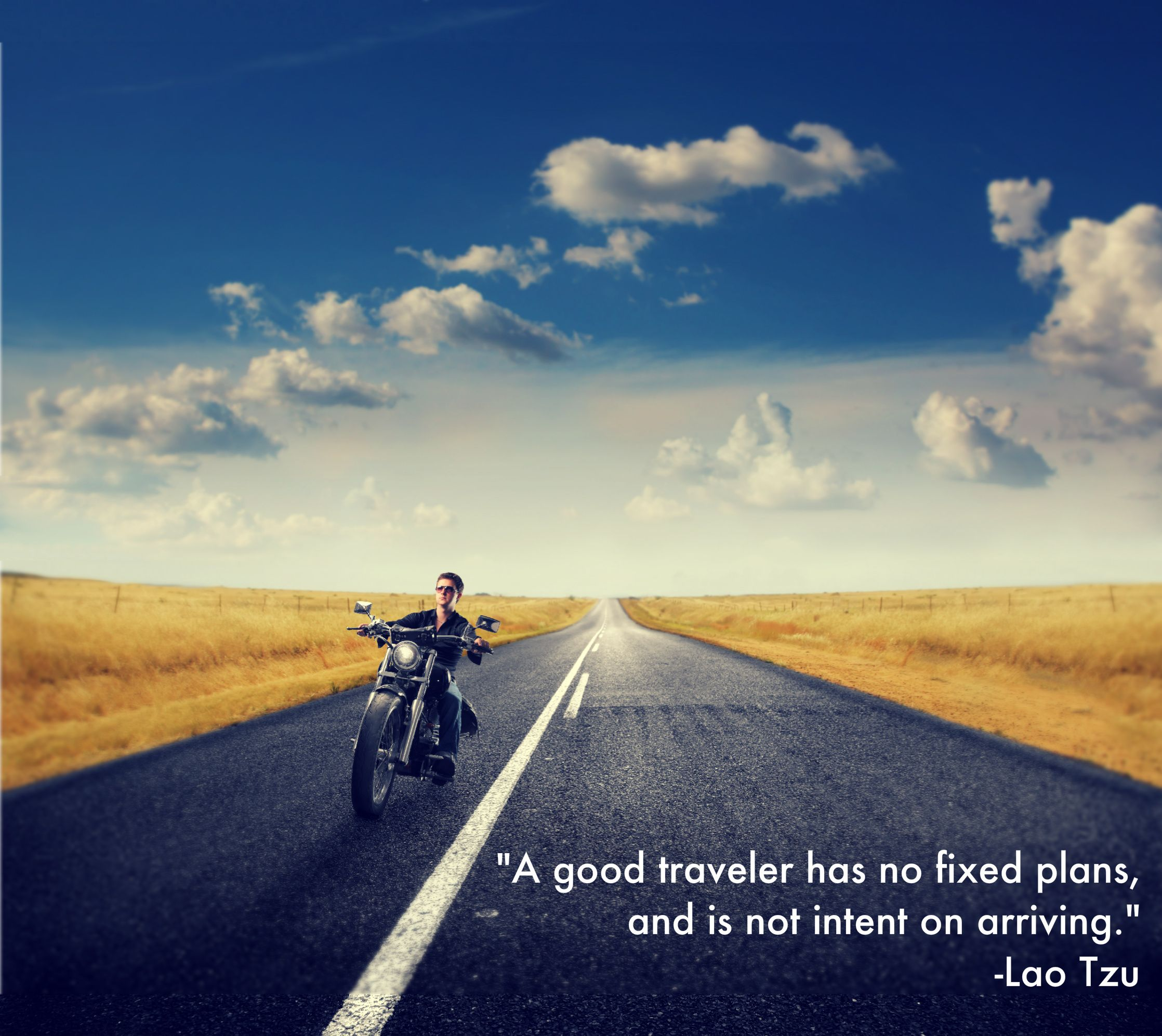 Motorcycle Road Trip Quotes