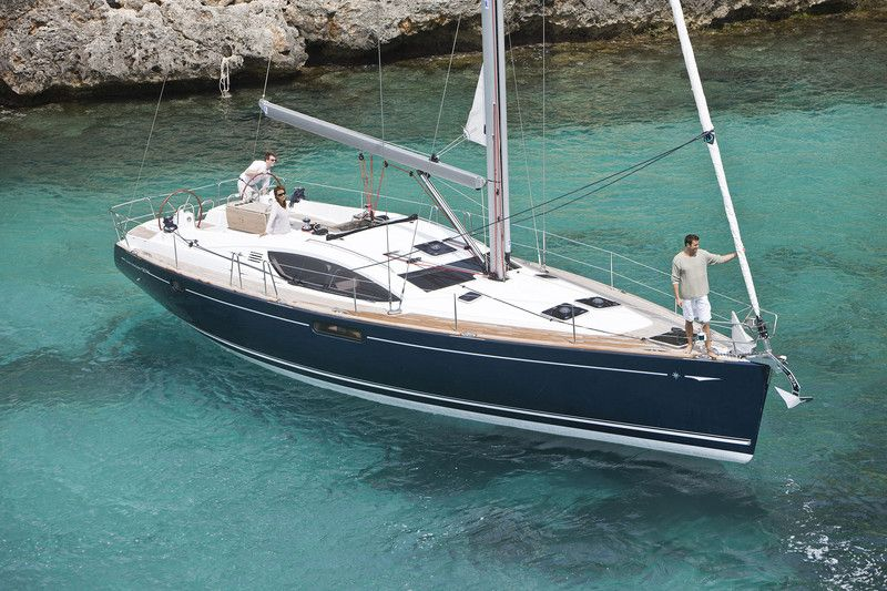 Jeanneau Sun Odyssey 50DS - Type:Sailing Boat - Lenght:15.1 m - Daytime capacity: 10