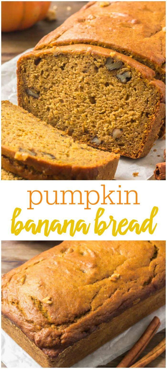 Pumpkin Banana Bread images