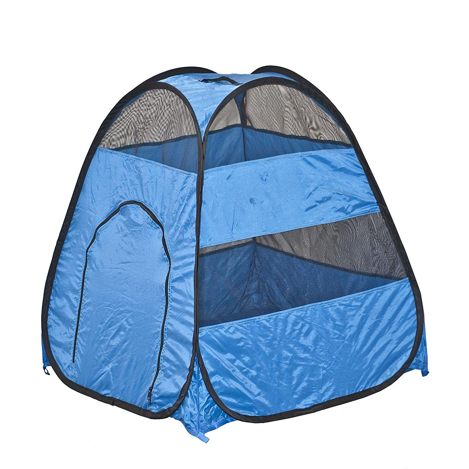 ALEKO® 32 Inch PE Pop Up Portable cat Tent Blue Color u003eu003eu003e Awesome cat product. Click the image  Cat Doors Steps Nets and Perches  sc 1 st  Pinterest & ALEKO¶© 32 Inch PE Pop Up Portable Pet Tent Blue Color ...