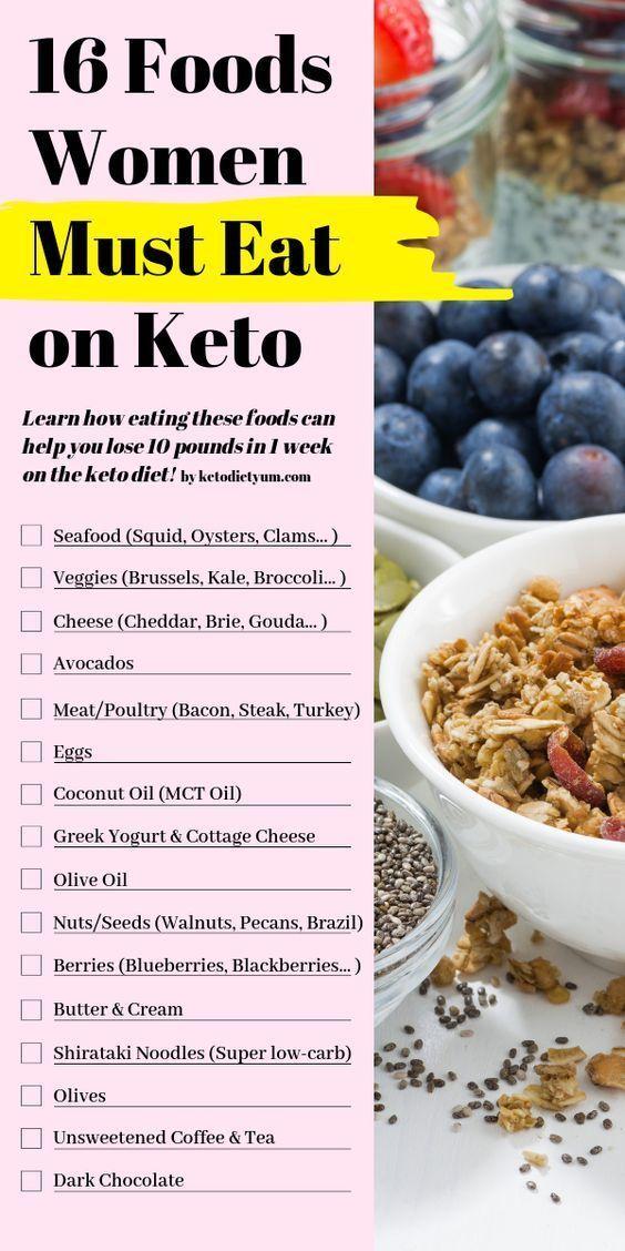 16 besten Low-Carb-Lebensmittel, die Sie auf der Keto-Diät essen müssen – Lauf…