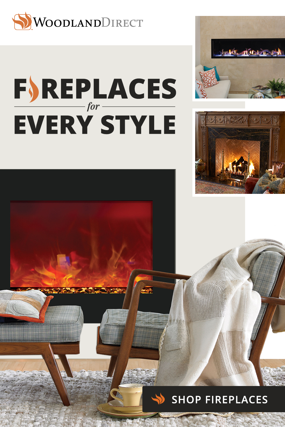 Fireplaces For Every Style Indoor Fireplace Fireplace Stores