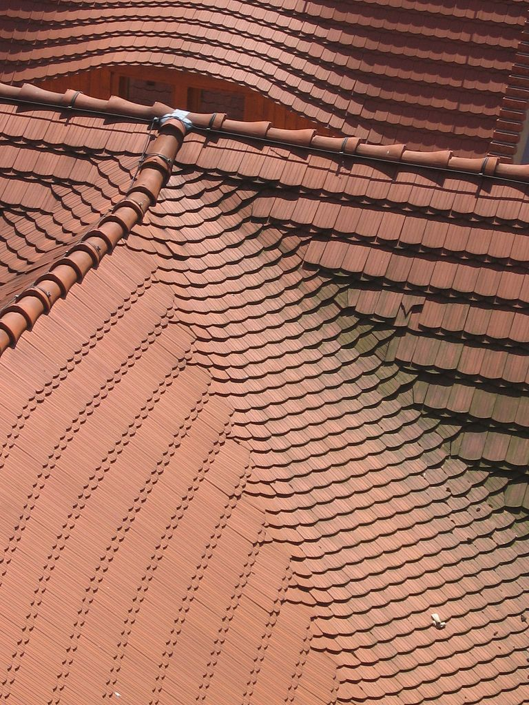 Tile Roof Decoration Roof Roof Tiles