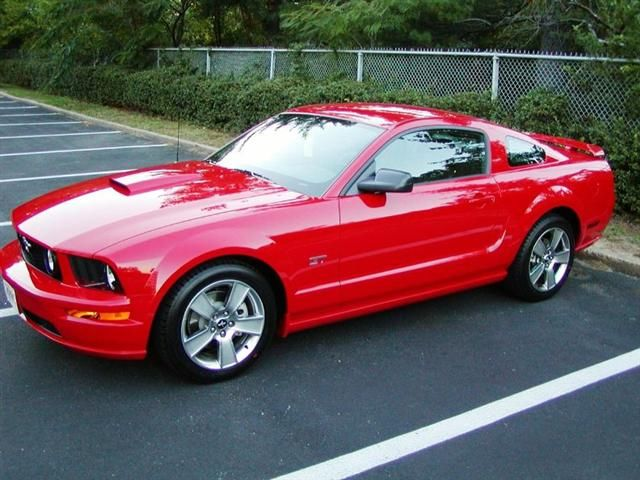 2007 Red Mustang >> Have My Mid Life Crisis Sports Car Different Color Though But You