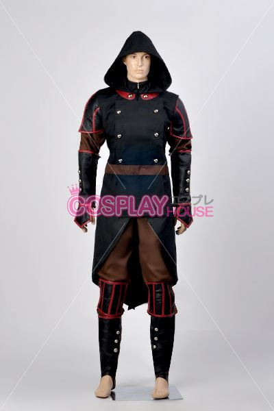Avatar The Legend of Korra Amon Outfit Cosplay Costume