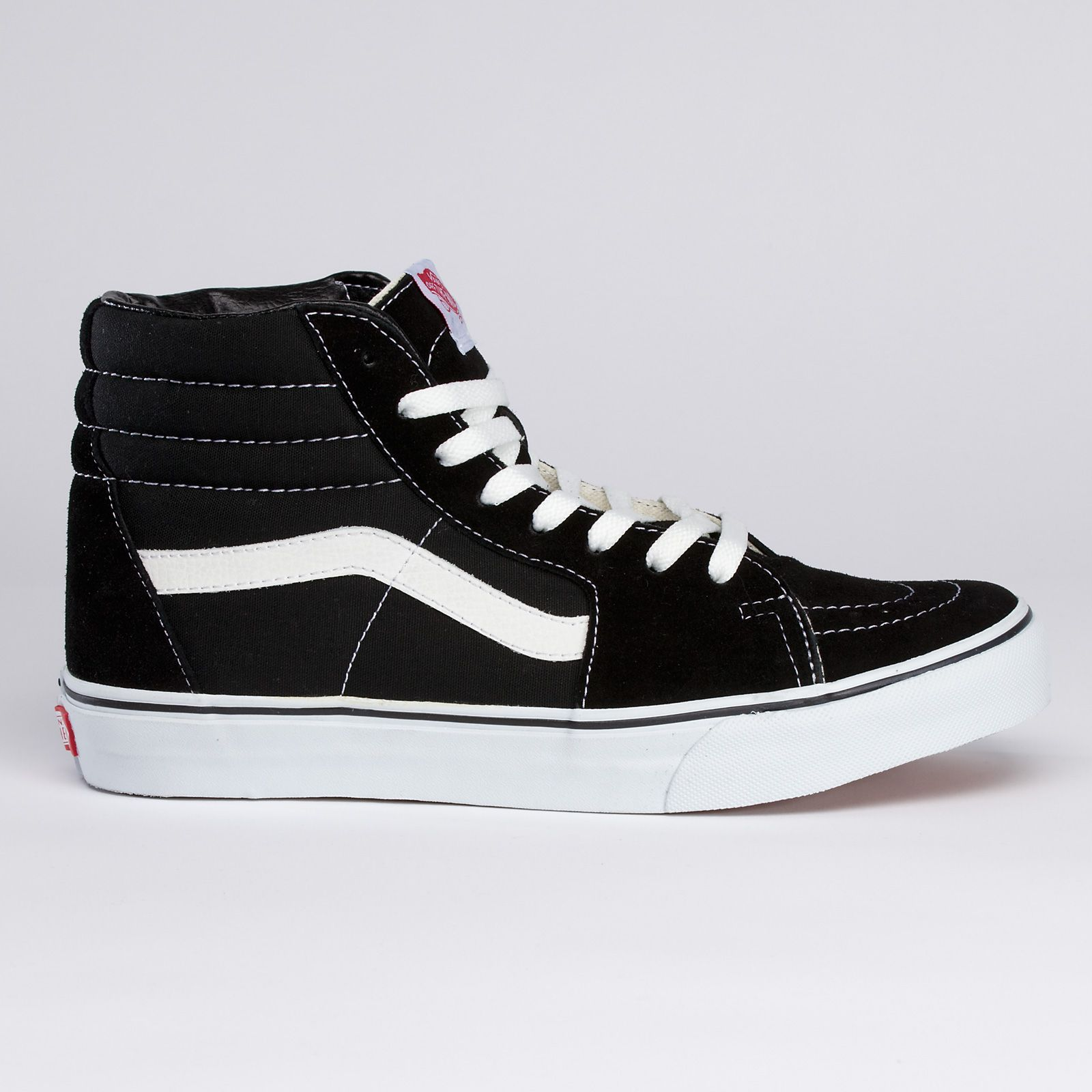 Vans Old school Hi tops, simply the best to skate!