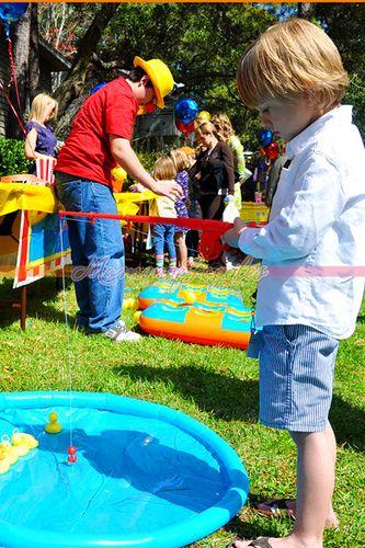 Back Yard Carnival Birthday Party | Party City: U201cCarnival Carouselu201d {Fun  Backyard
