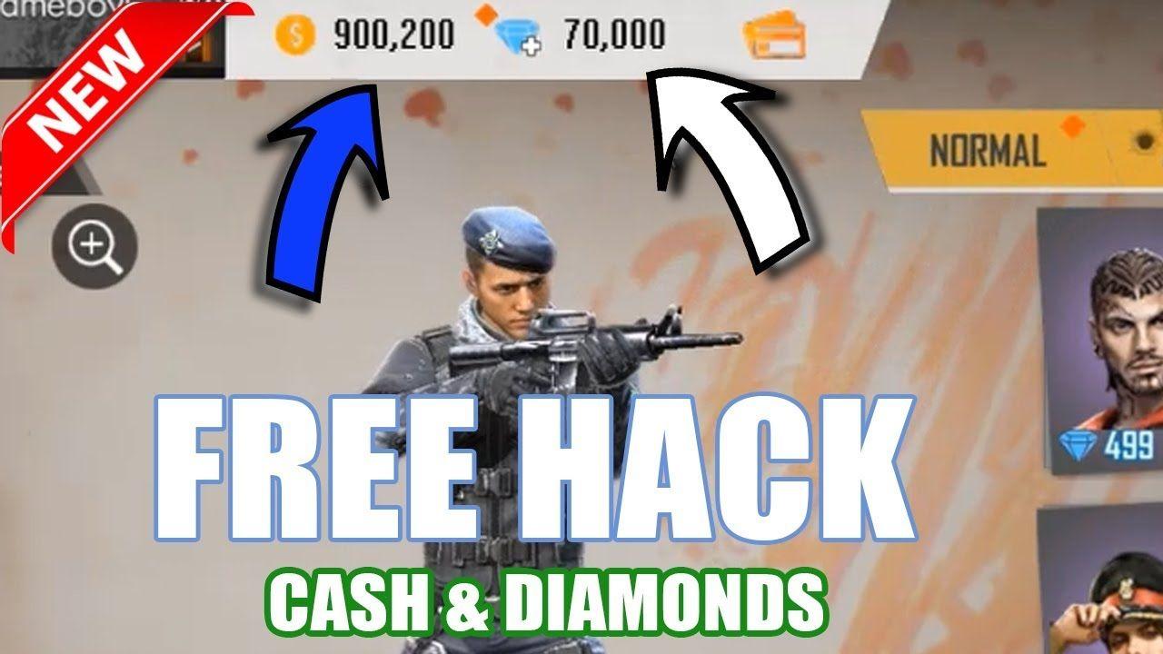 Garena Free Fire Mod APK Garena Free Fire Free Diamonds and Coins