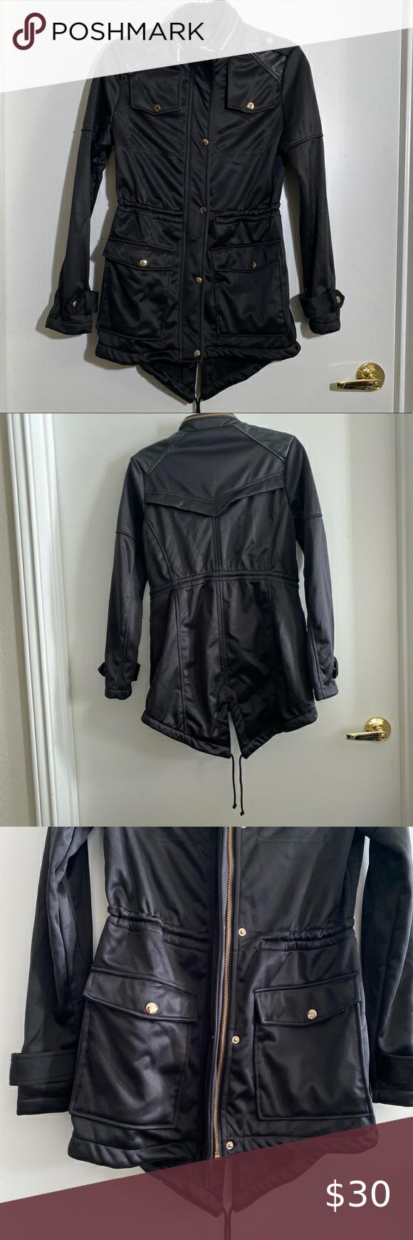 A3 Yoki Outerwear Collection Size Medium Outerwear Yoki Jackets For Women [ 1740 x 580 Pixel ]