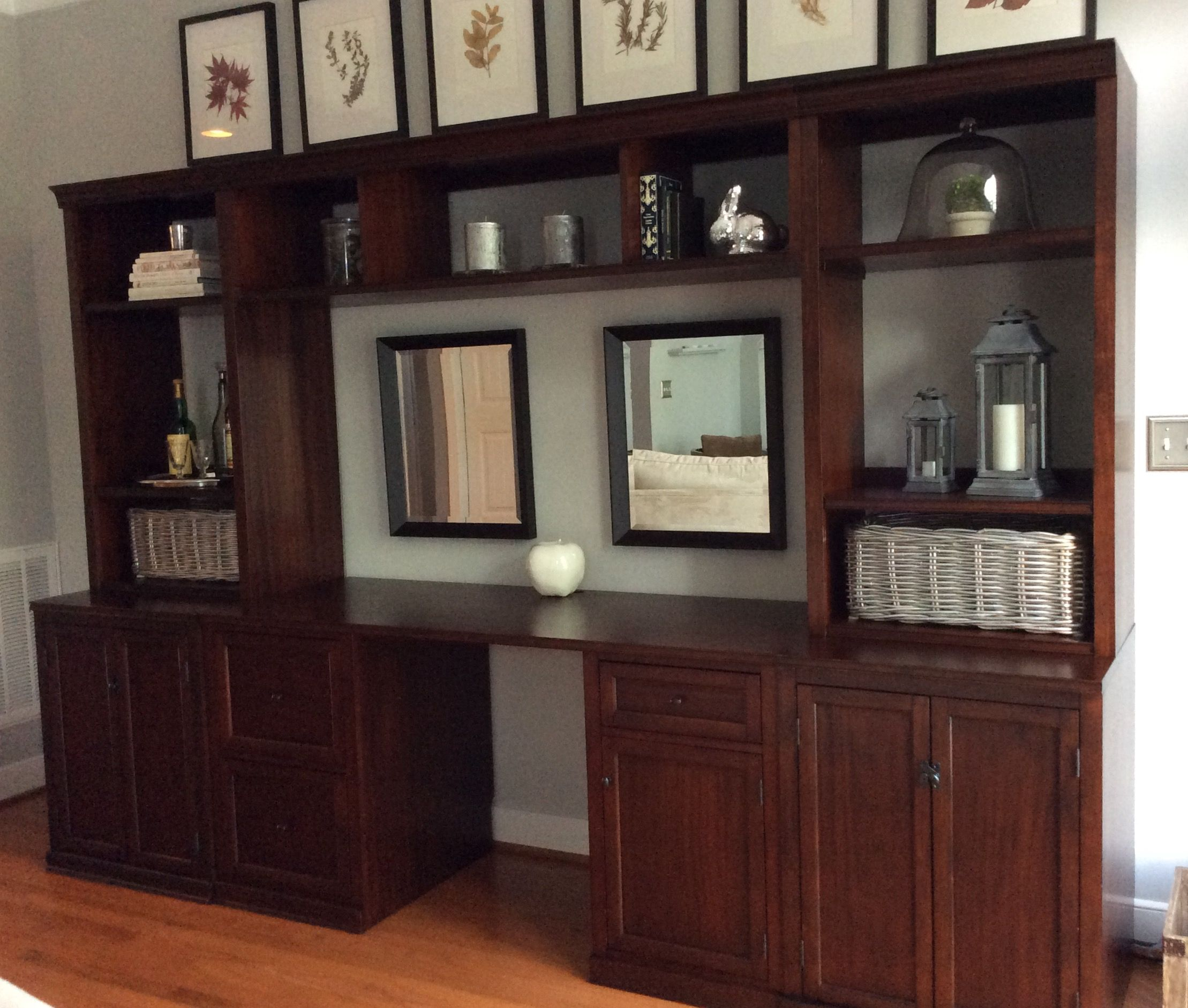 Logan Media Center - Pottery Barn - $1350 | Items for sale ...