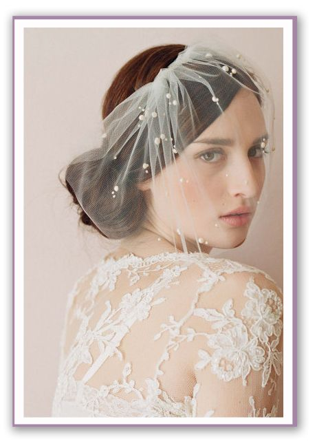 wedding hair acessories blog post had tons of veil alternatives and where to buy so cool