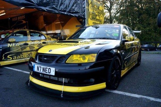 Saab 9 3 Sport Race Car N30 Br0 Saab 9 3 Saab Race Cars