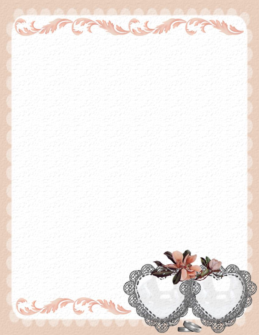 floral wedding menu template sample download. make your own ...
