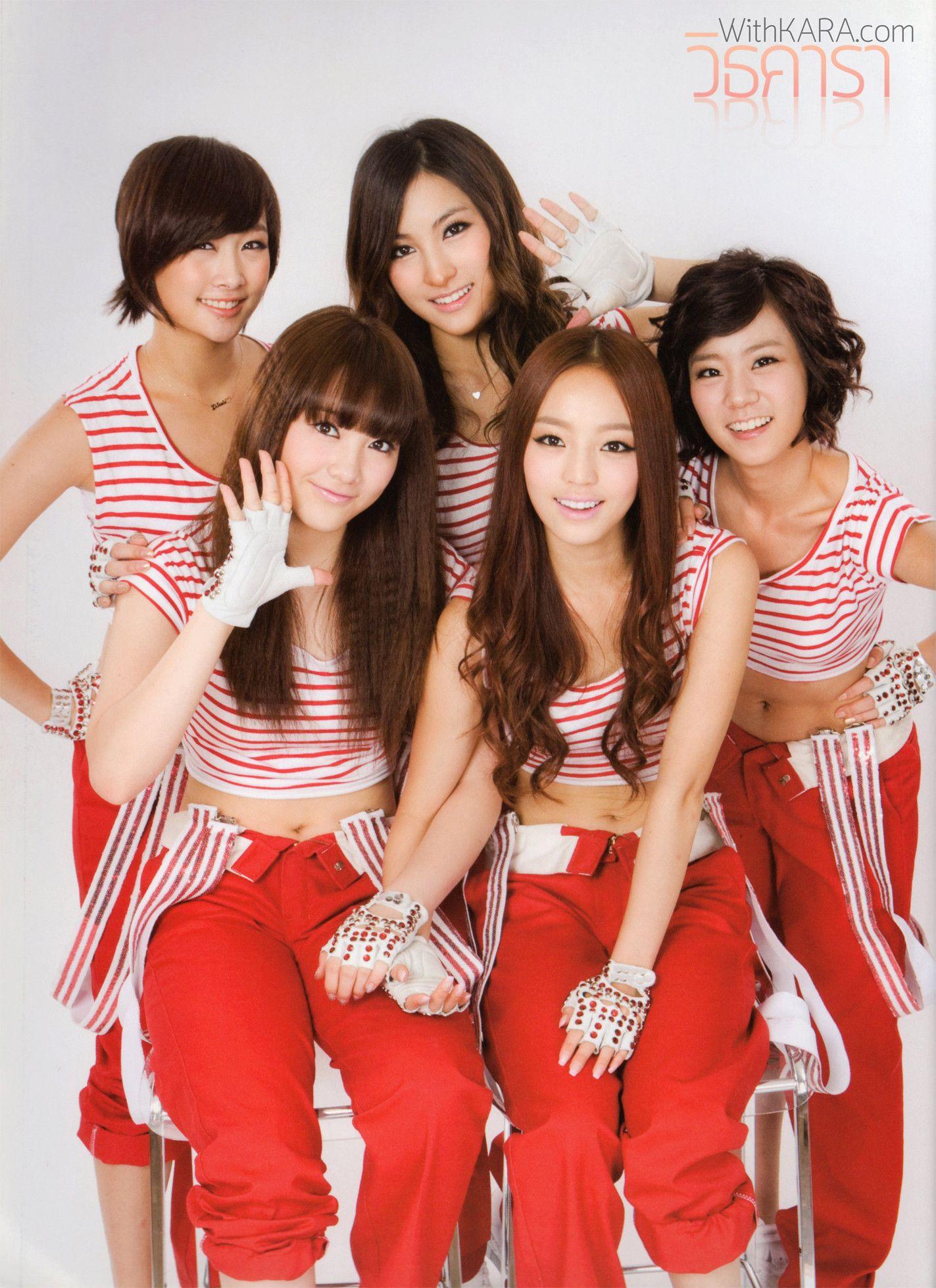 Name Kara Debut 2007 Members Gyuri Hara Seungyeon Youngji Former Member S Sunghee Jiyoung Yongjoo