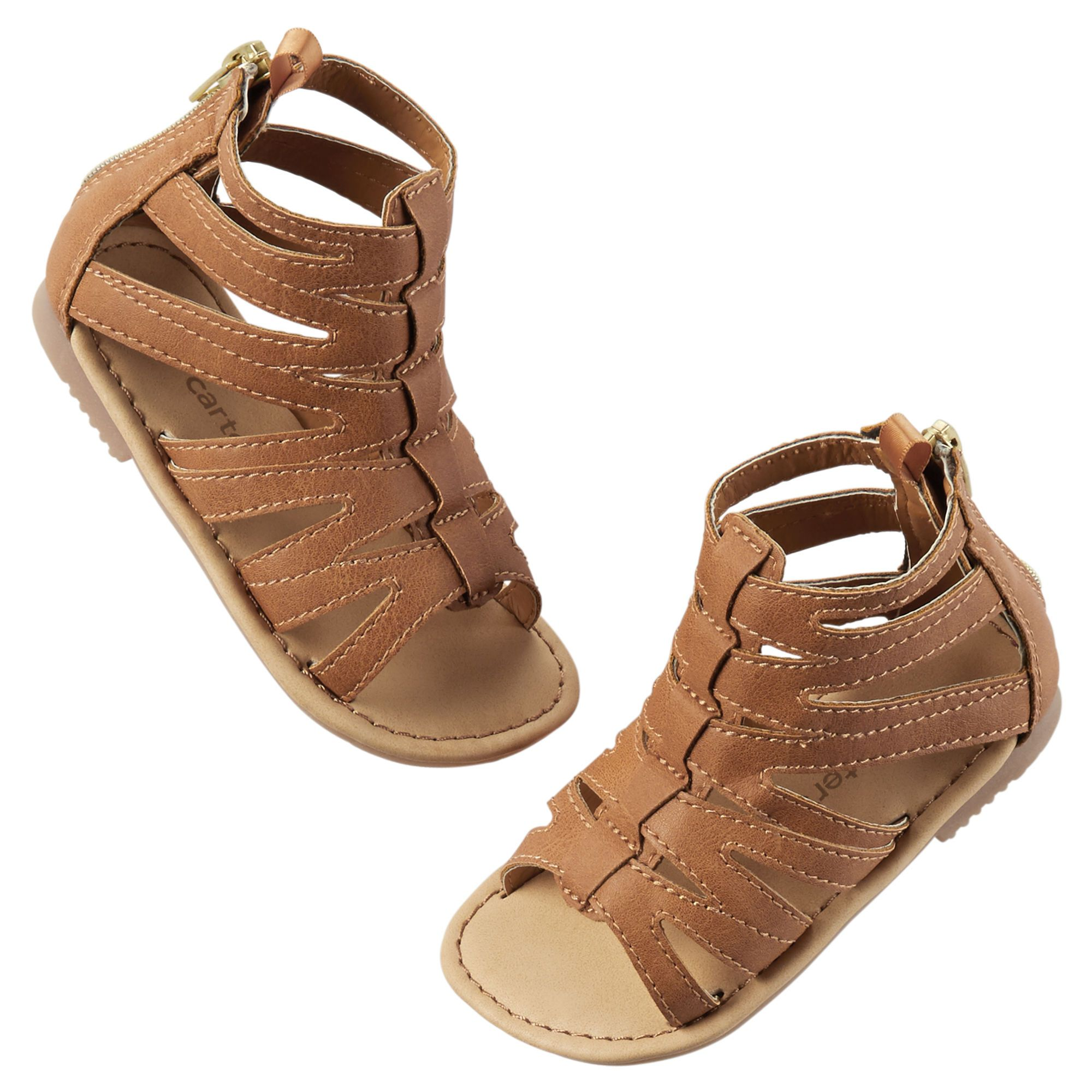 ae95b36e07f Carter s Gladiator Sandals