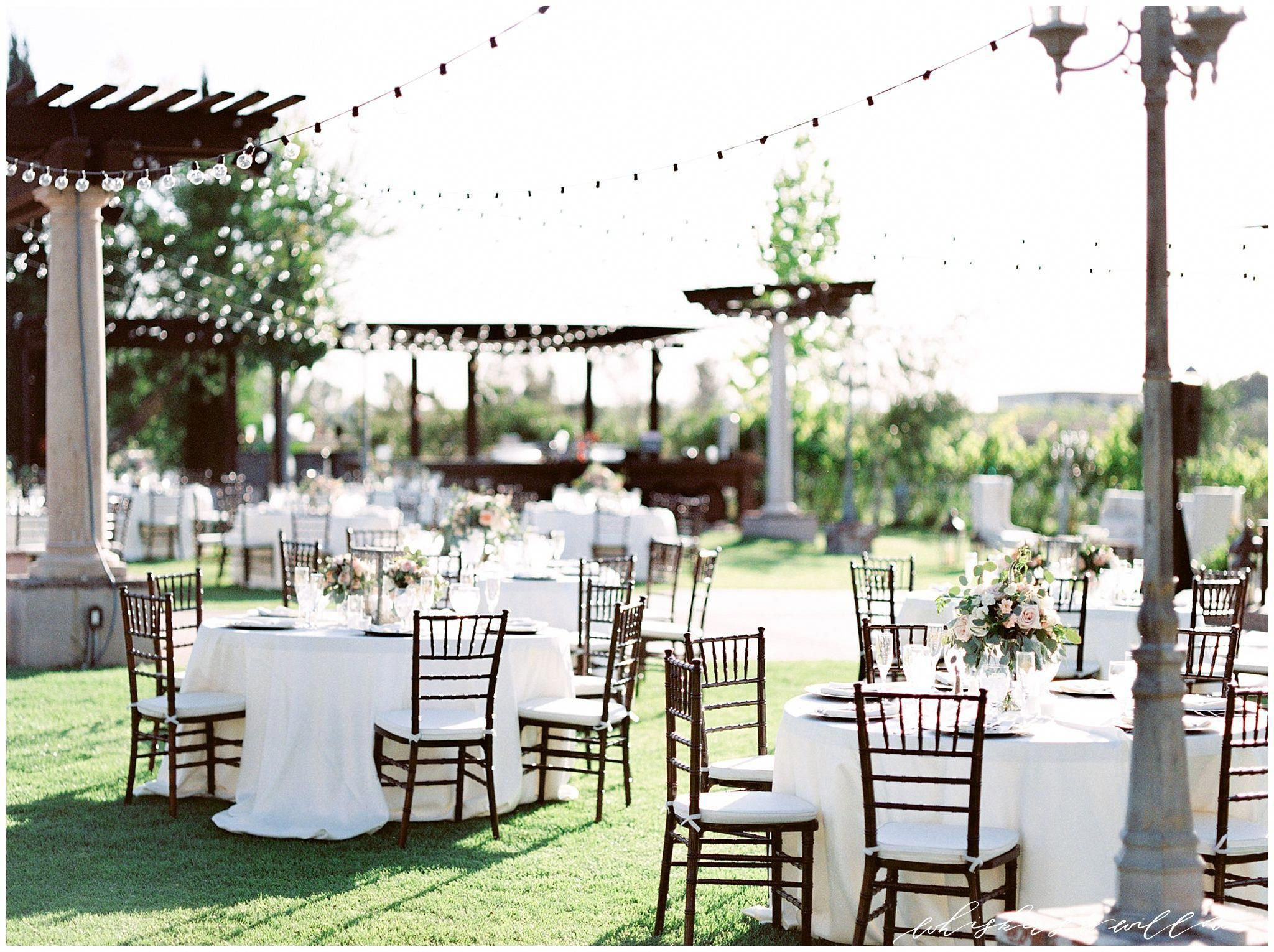 Mount Palomar Winery Wedding Temecula Reception Clic Touch Events Signage By Le And Toast Blush Fls Posh