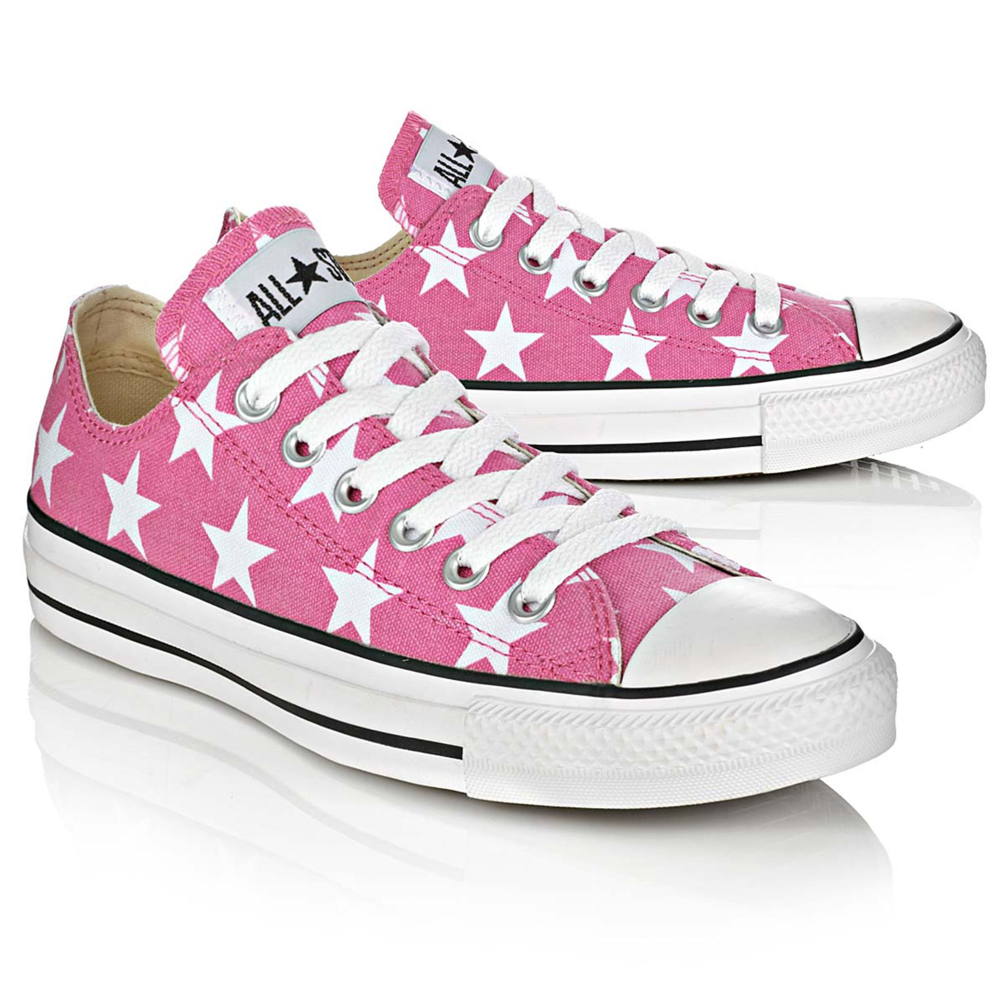 223252f49771 @Impressionen Gummersbach.de #pink #all stars with #stars, in hot pink