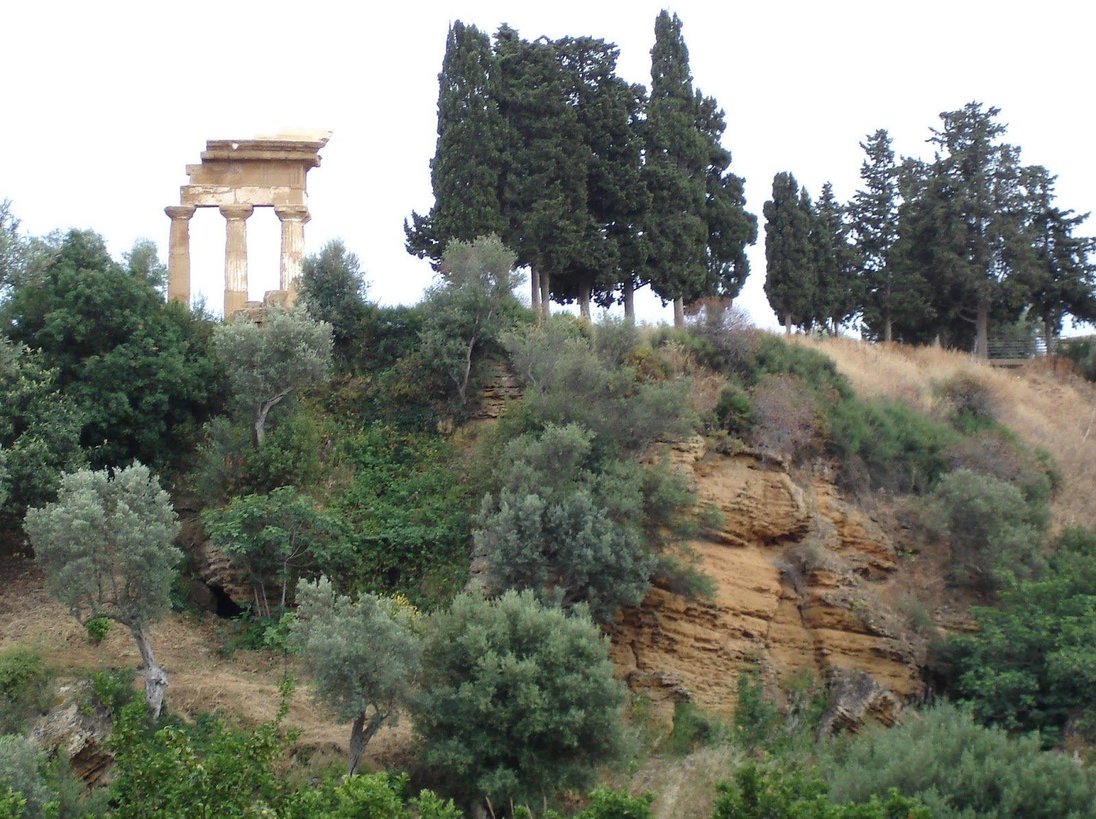 Kolymbetra Garden, in Sicily's Valley of the Temples - http://www.worldwidewriter.co.uk/2014/05/valley-of-temples-sicilys-greek-heritage.html