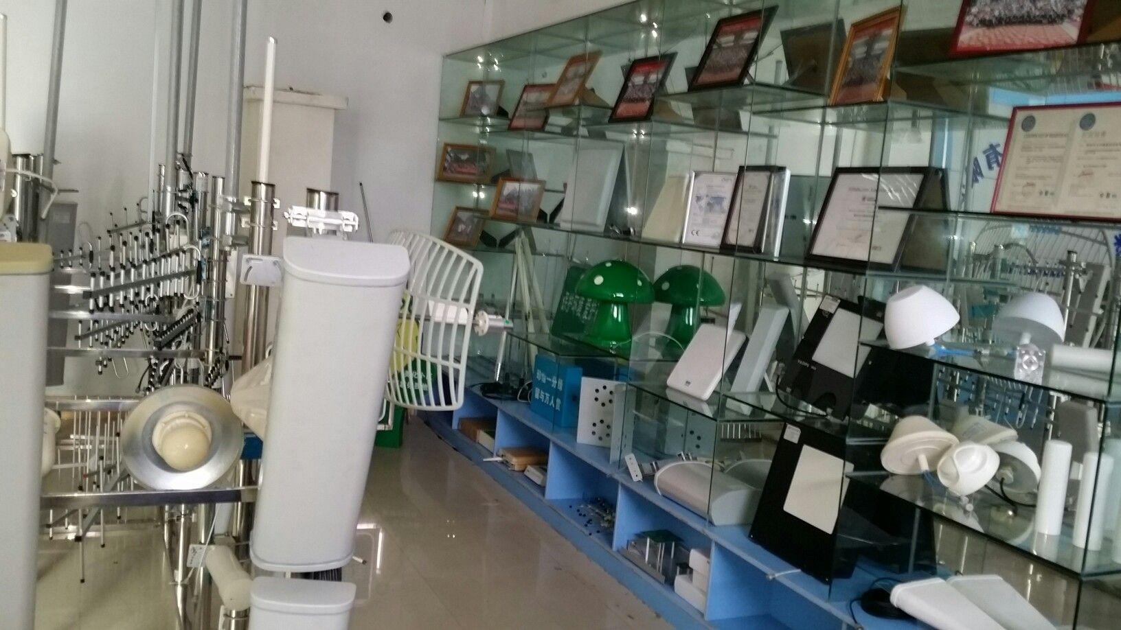 sample room sampleroom company antenna antena