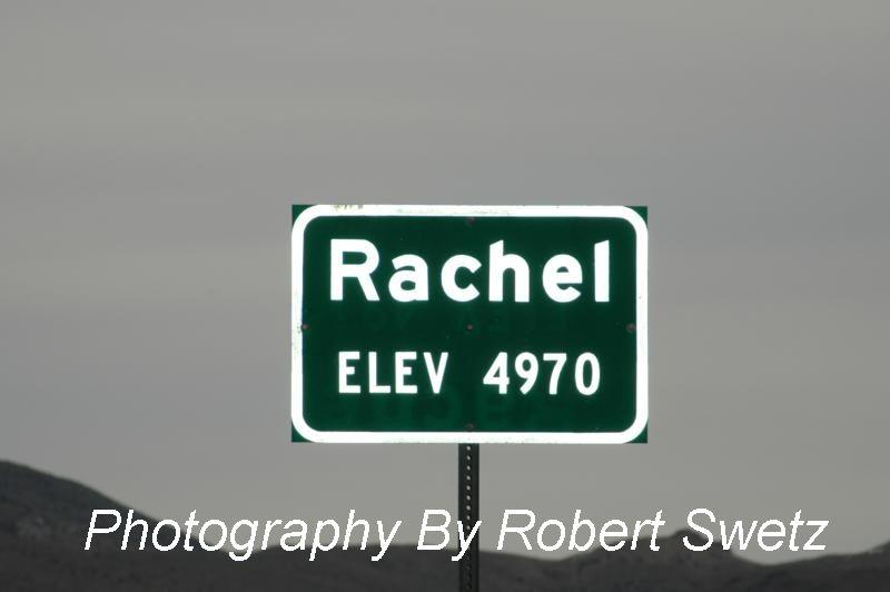 AREA 51 Rachel Nevada by Robert Swetz ufo paranormal