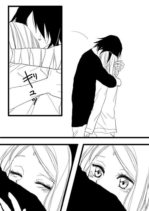 Sasuke and sakura hot