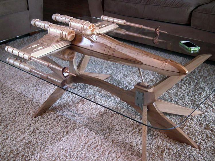 Custom Star Wars X Wing Starfighter And Star Trek U S S