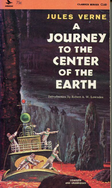 Image result for journey to the center of the earth airmont