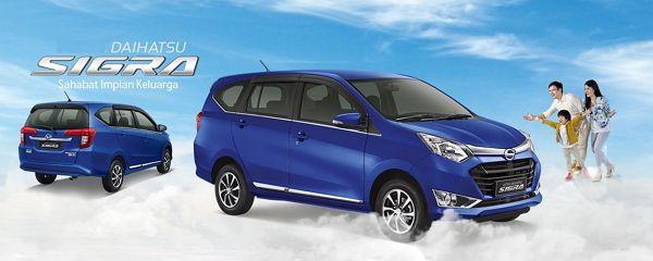Spesifikasi Harga Daihatsu Sigra Bandung Daihatsu Mobil Mobil