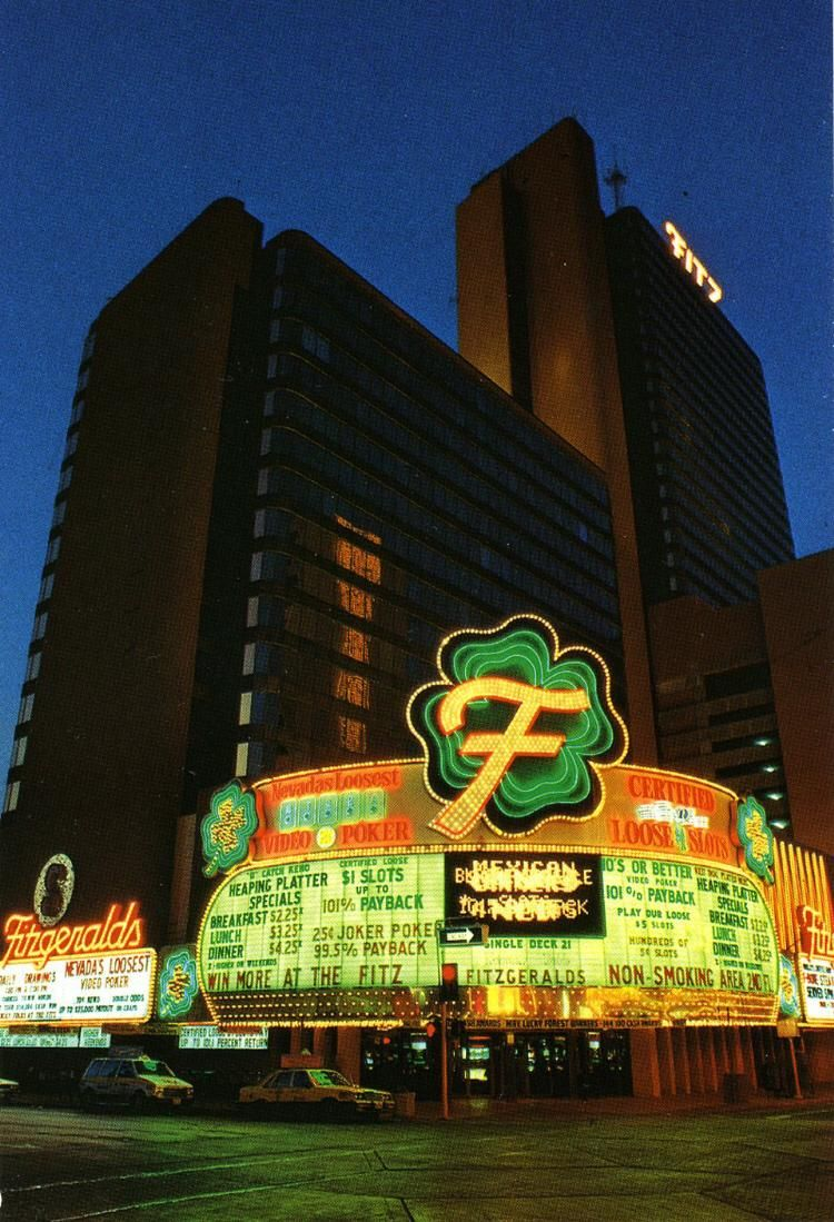 Fitzgeralds casino and hotel in las vegas triple crown casino hotel
