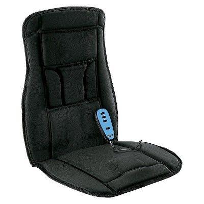 Conair Black Conair Bb Massaging Seat In 2020 Chair Pads Good Massage Seat Cushions