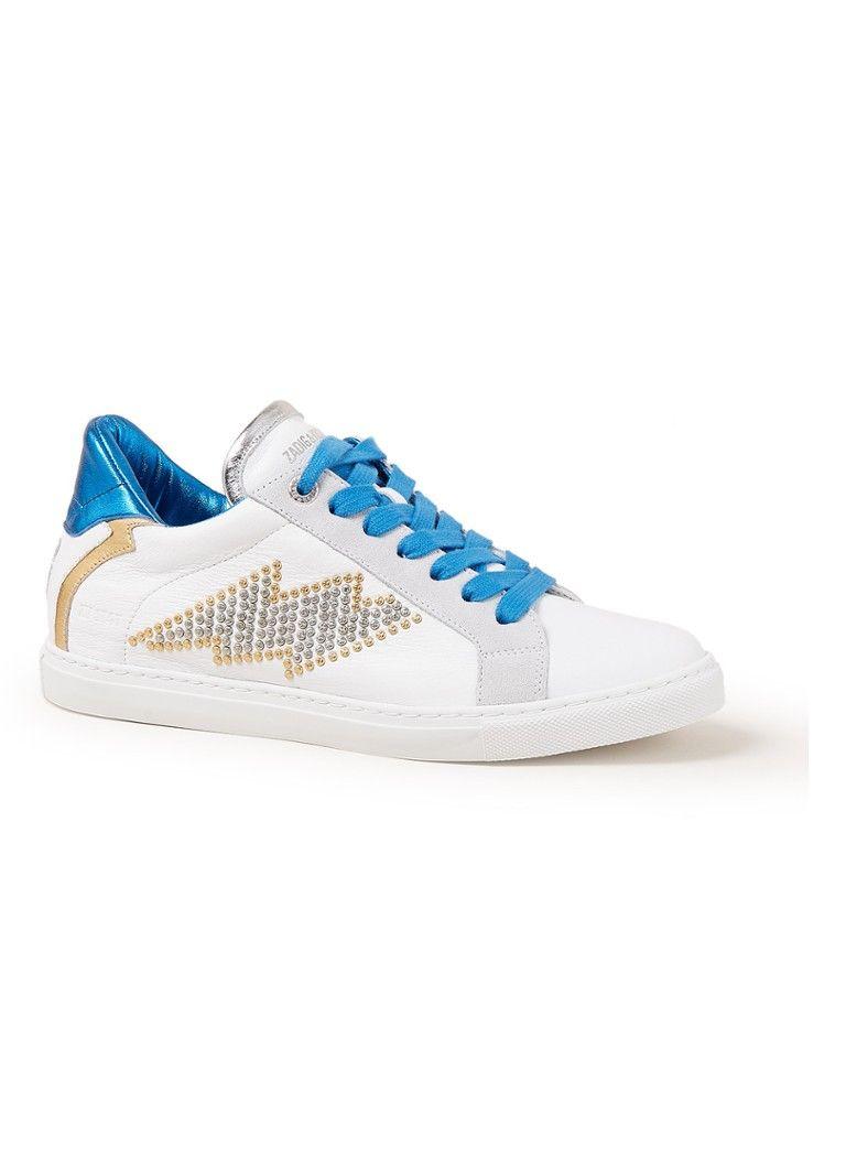 56bb9015ad8 Zadig&Voltaire in 2019 | Shopping time! - Vans sneakers, Sneakers en ...