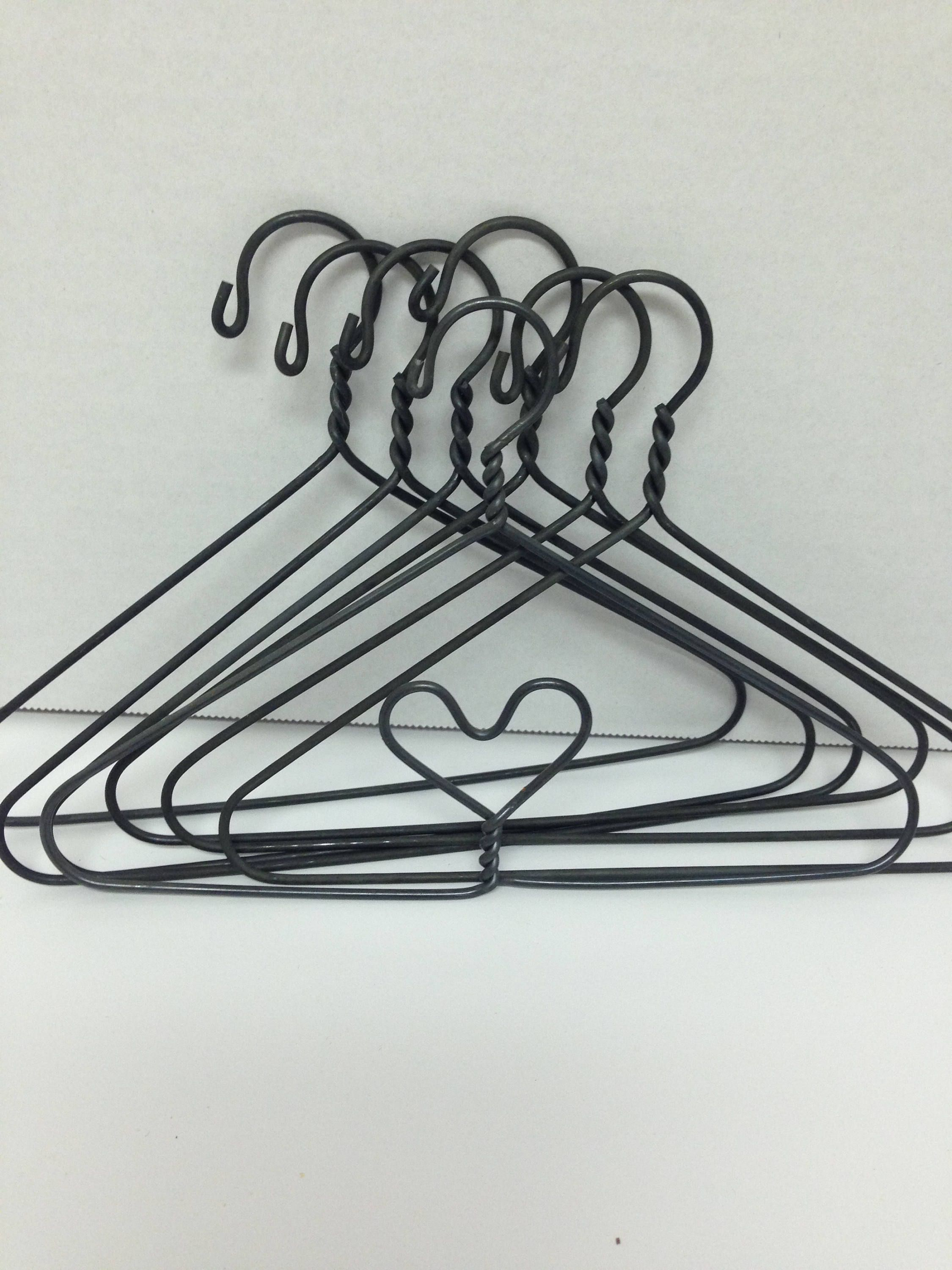 Pin by Sharon B on Supplies to Create   Pinterest   Clothes hanger ...