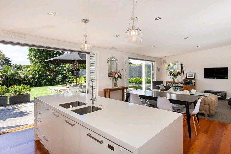 great open plan living | Kitchen | Pinterest | Rund ums haus, Runde ...