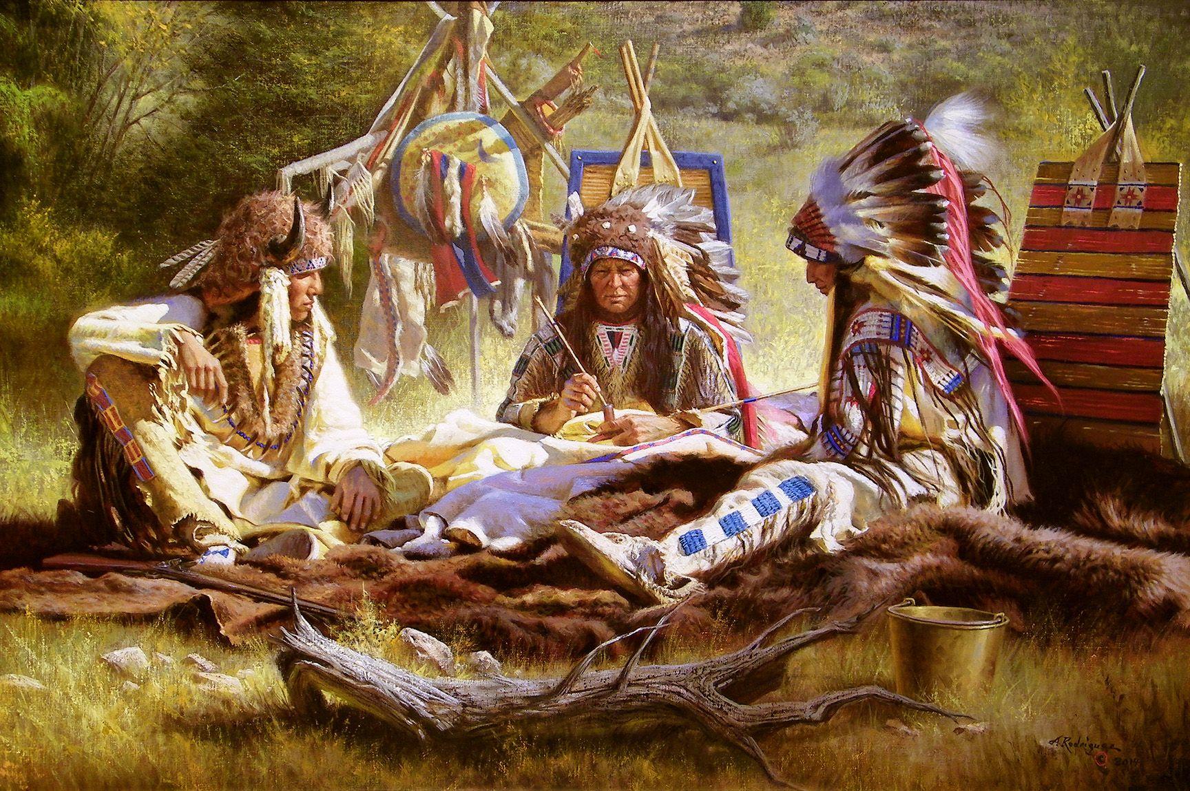 Лучшие картинки о индейцах