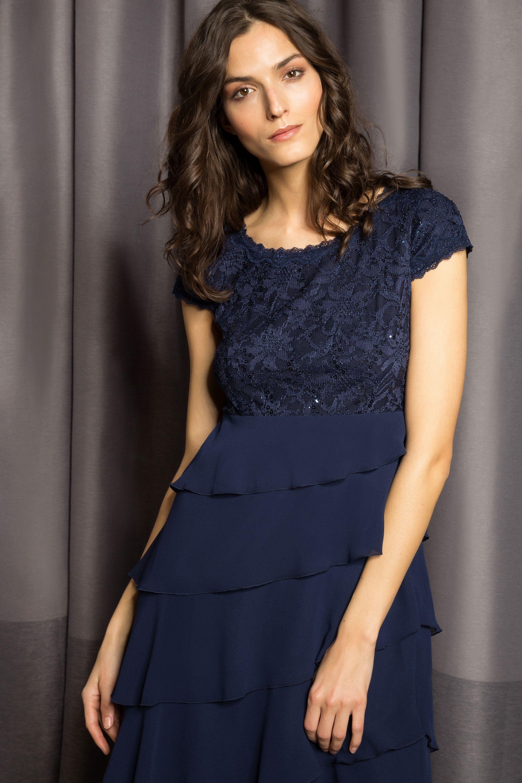 schön Kleid von zero #zerofashion #fashion #mode #style #look # Einfach
