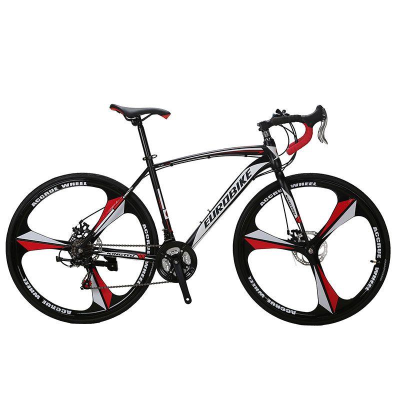 Cyrusher XC550 Racing Road Bike 700Cx28C Steel Frame 21 Speed 27.5 ...
