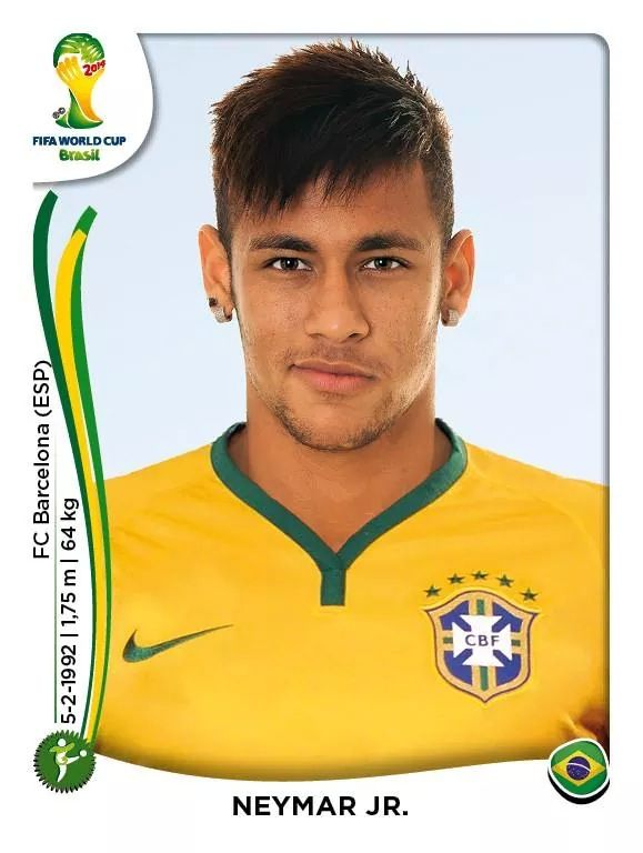 Neymar Jr. - Brazil