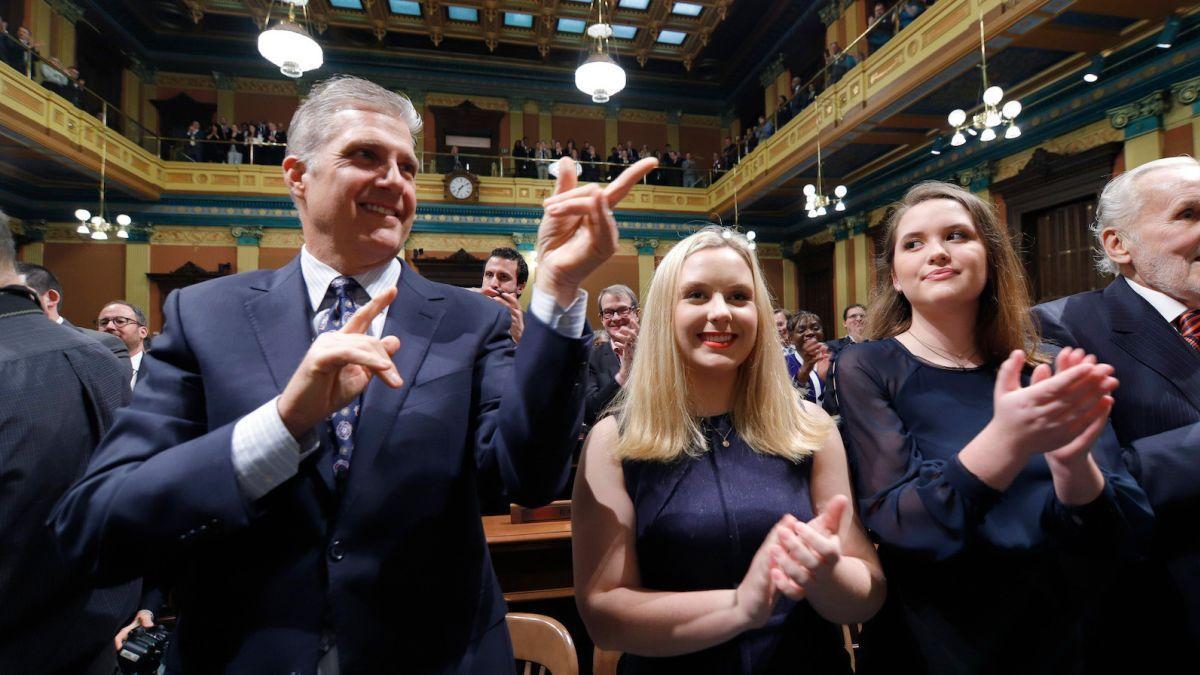 Gretchen Whitmer S Husband Blew It In 2020 Michigan Gov New Freedom First Gentleman