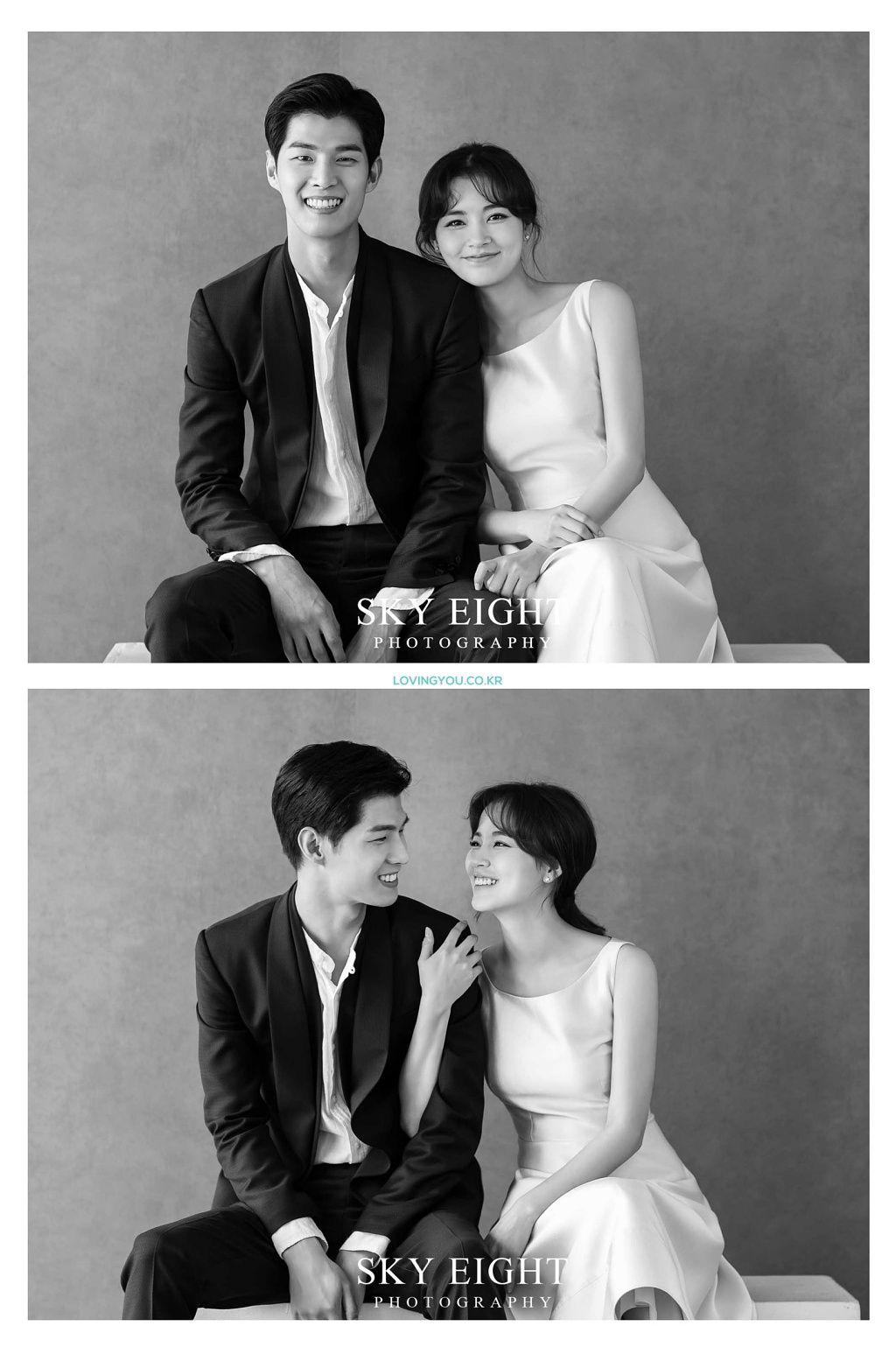 SKY8 [LU:V] - KOREA PRE WEDDING PHOTOSHOOT by LOVINGYOU