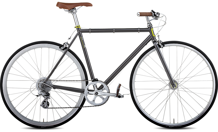 My commute bike